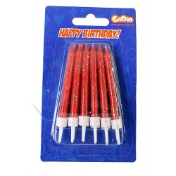 Świeczki urodzinowe magiczne 12szt