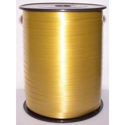 Wstążka 0,5cm x 500m  Złota