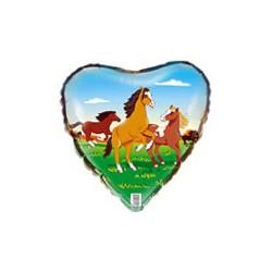 Konie Serce 18''