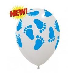 Stopa  Niebieska Balon Guma