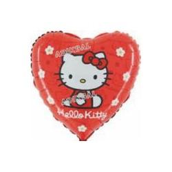 Hello Kitty 18'' czerwone