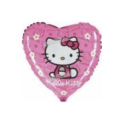 Hello Kitty 18'' różowe