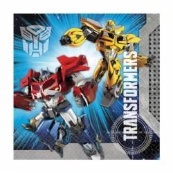 Serwetki Transformers 20 szt