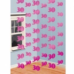Dekoracja 30 / 6 zestawów po 2 m