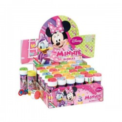 Bańki Mydlane Minnie 60ml