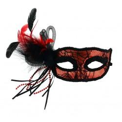Maska Ażurowa Fantazyjna róża