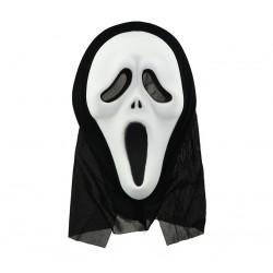 Maska EVA Krzyk z kapturem