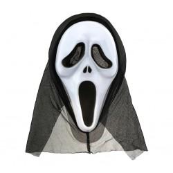 Maska z Kapturem Krzyk