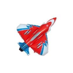 F16 czerwony myliwiec 14''