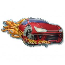 Hot cars czerwony  14''