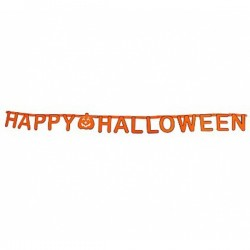 Girlanda Happy Halloween 160 cm