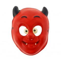 Maska z pianki Radosny diabełek