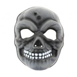 Maska z pianki Czaszka