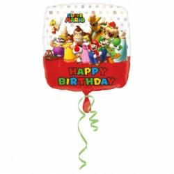 Super Mario 18'' Anagram