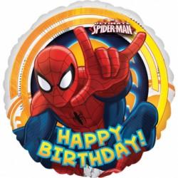 Spider Man 18'' Anagram Happy