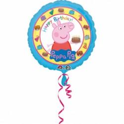 Świnka Peppa 18'' Anagram Happy