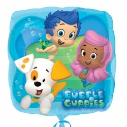 Bubble Guppies 18'' Anagram