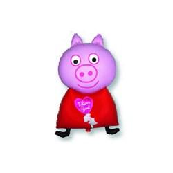 Świnka Pepe 14''