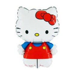 Hello Kitty czerwone 14''
