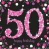 Serwetki na 50 urodziny 9900611