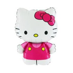 Hello Kitty róż 14''