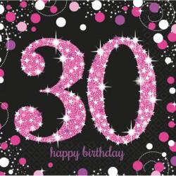 Serwetka 30 urodziny 9900595