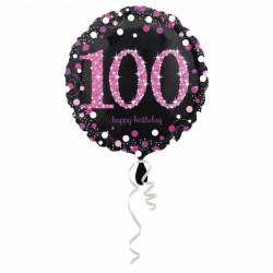 Balon foliowy 100 lat 3379201
