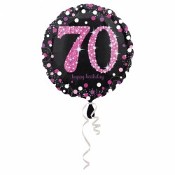 Balon foliowy 70 lat 3378901