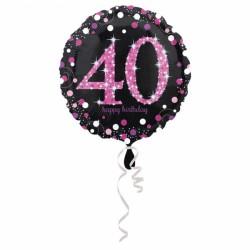 Balon foiowy 40 lat 3378601