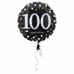 Balon foliowy 100 lat 3374401
