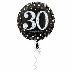 Balon foliowy 30 lat 3212901