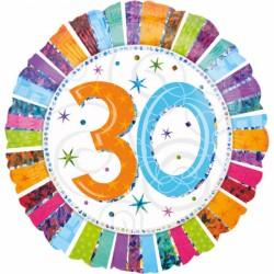 Balon foliowy30 urodziny 16069