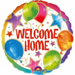 Balon foliowy Welcome Home 08433