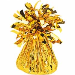Ciężarek do balonów złoty 991365-19