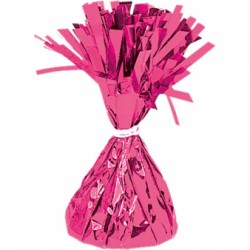 Ciężarek do balonów różowy 991365-61
