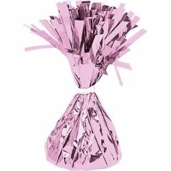 Ciężarek do balonów jasny róż 991365-06