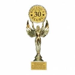 30 rocznica ślubu statuetka