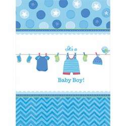 Obrus Baby Boy  137 cm  x 259 cm