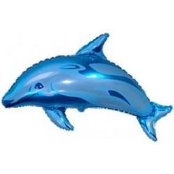 "Delfin Niebieski 14"""