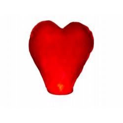 Lampiony szczęścia, serce