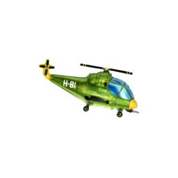 Helikopter Zielony 14 ''