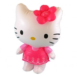 Dmuchaniec  Hello Kitty 46 cm