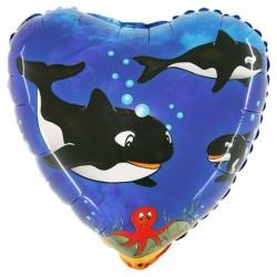 Balon 18'' Orka Grabo