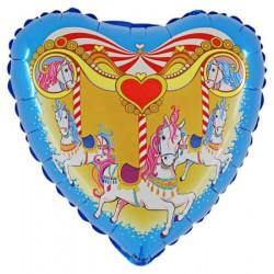 Balon 18'' koniki Cyrkowe Grabo