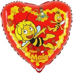 Balon 18'' Maja Czerwona Grabo