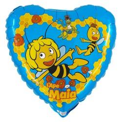 Balon 18'' Maja Niebieska Grabo