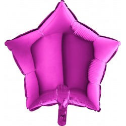 Balon 18'' Gwizdka Purple Fioletowa 19205P