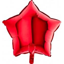 Balon 18'' Gwizdka Red Czerwona 19208R