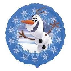 Frozen Olaf   Anagram 18'' Luz
