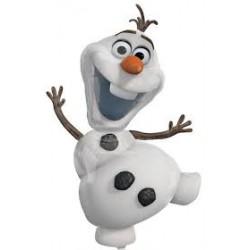 Frozen Olaf  Anagram 21' Luz